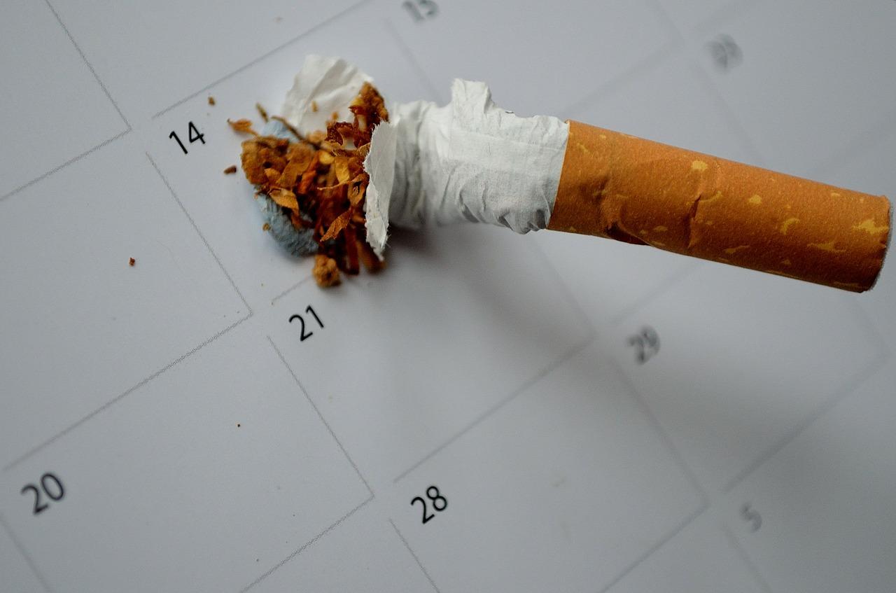 Hagyja abba a dohányzást hányinger és fejfájás